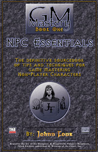 NPC Essentials by Johnn Four