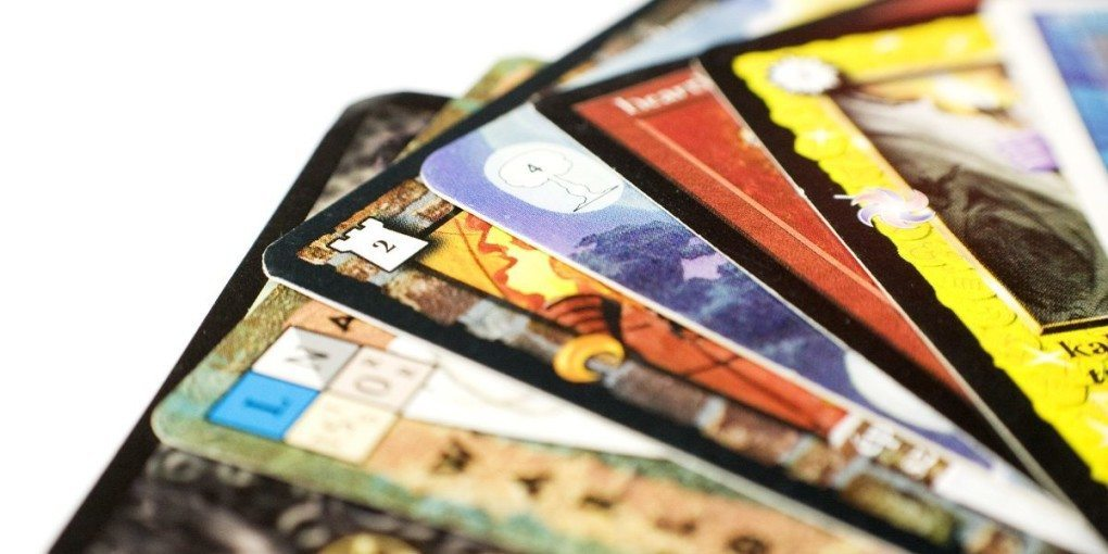 CCG cards