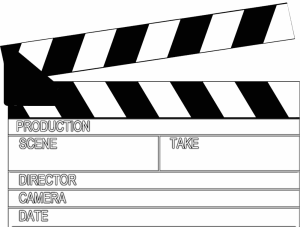 movie_clapperboard_page_white