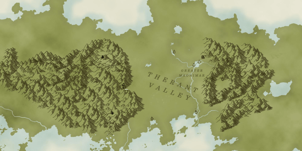 Everalas interactive map using Google Maps and Campaign Logger